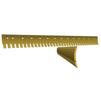 CAT 264-2204 Curved Cutting Edges