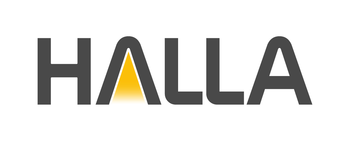 equipment brand Halla