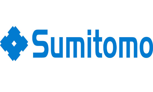 equipment brand Sumitomo